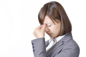 VDT症候群の症状