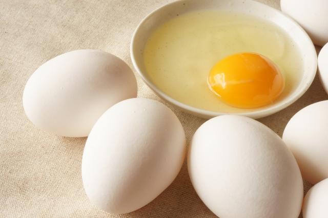 卵とコレステロール